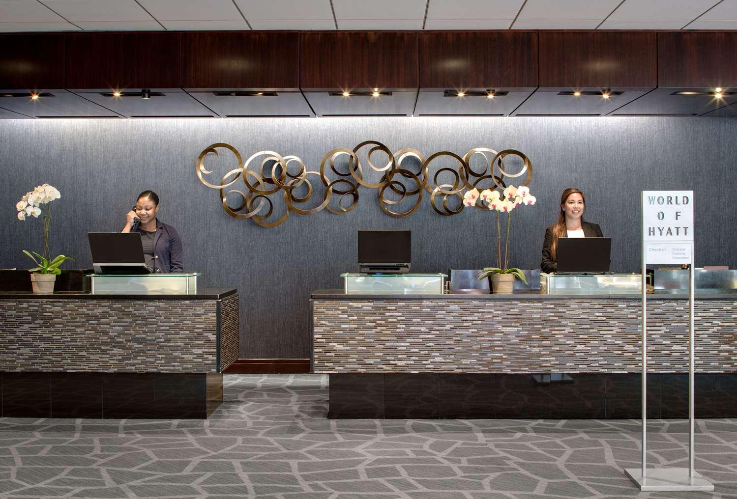 Lobby - Hyatt Regency Hotel Cambridge