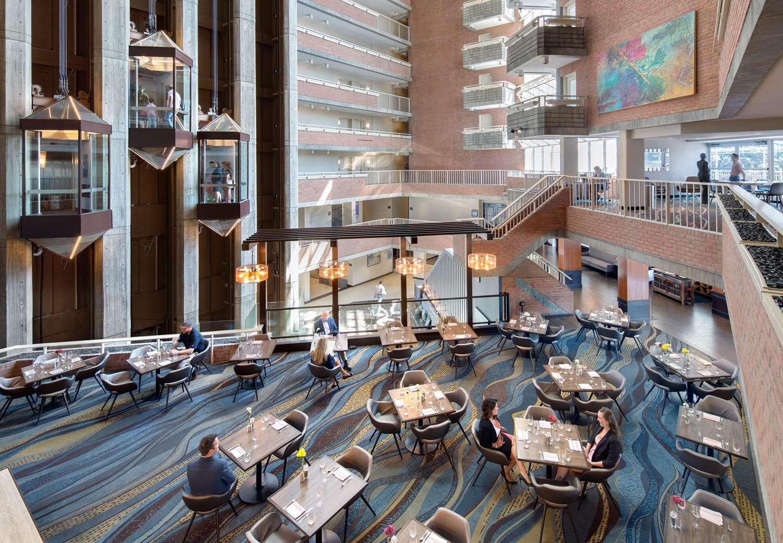 Bar - Hyatt Regency Hotel Cambridge