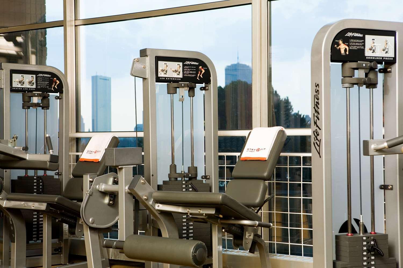 Fitness/ Exercise Room - Hyatt Regency Hotel Cambridge