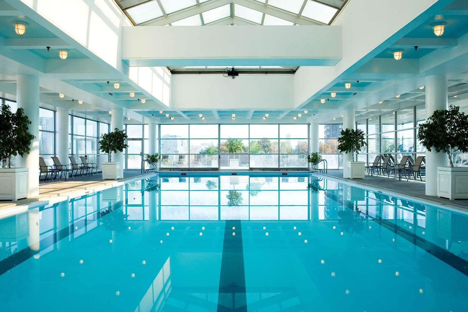 Pool - Hyatt Regency Hotel Cambridge