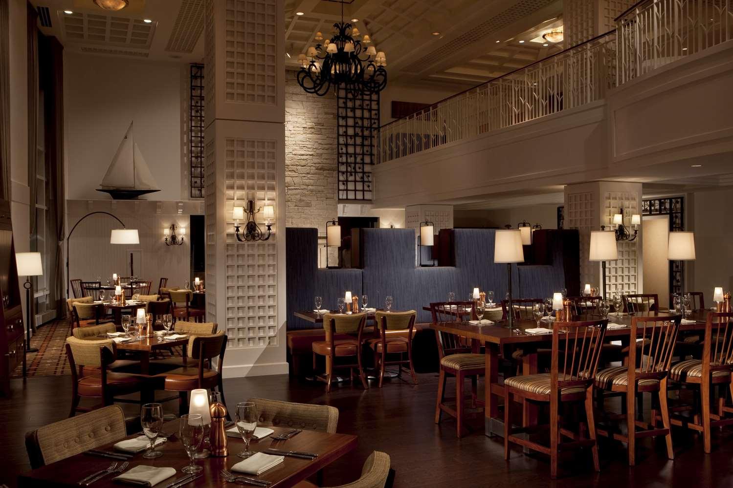 Restaurant - Hyatt Regency Chesapeake Bay Resort Cambridge