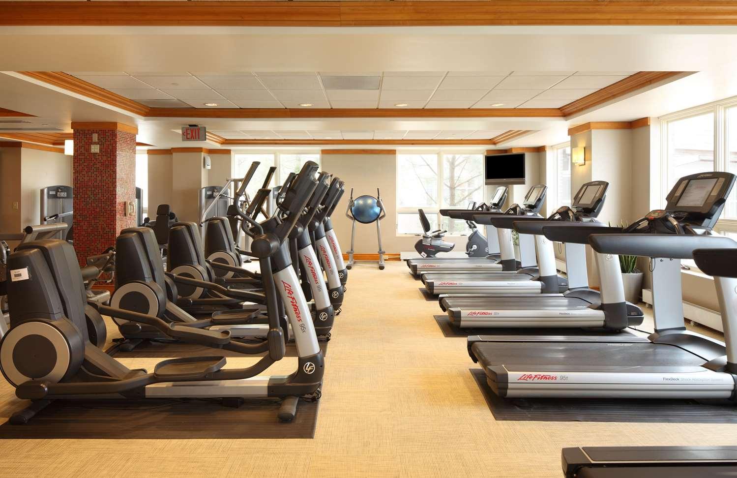 Fitness/ Exercise Room - Hyatt Regency Chesapeake Bay Resort Cambridge