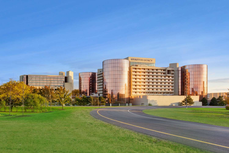 Exterior view - Hyatt Regency Hotel O'Hare Airport Rosemont