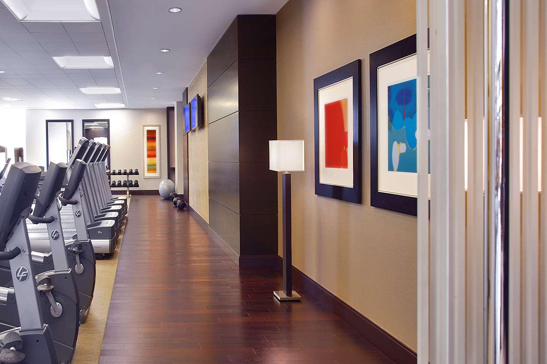 Fitness/ Exercise Room - Hyatt Regency Hotel O'Hare Airport Rosemont