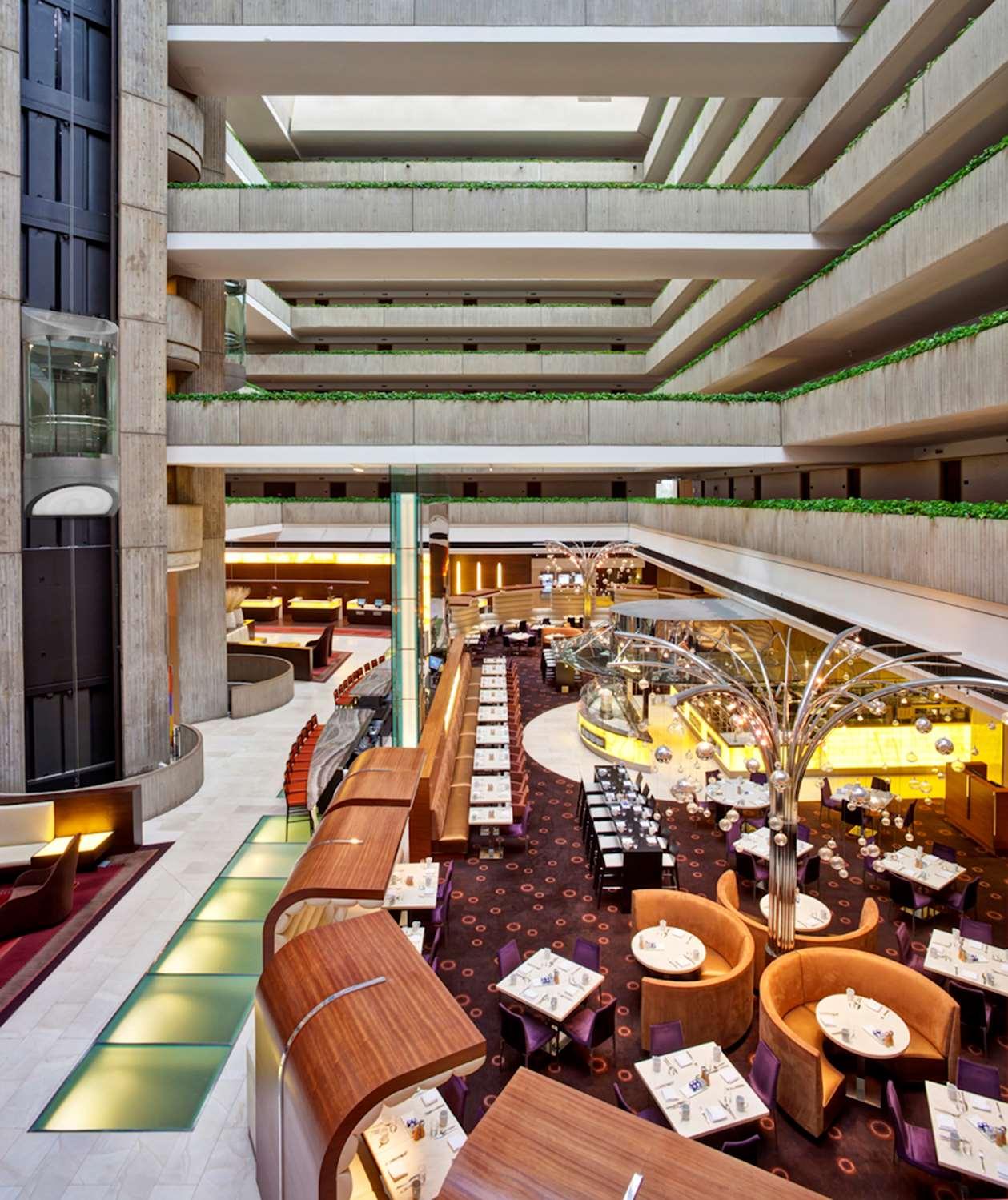Restaurant - Hyatt Regency Hotel O'Hare Airport Rosemont