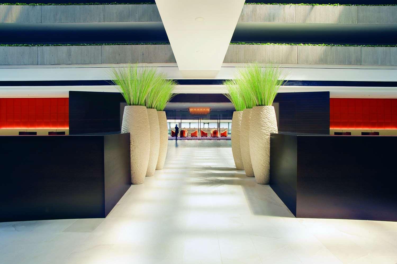 Lobby - Hyatt Regency Hotel O'Hare Airport Rosemont