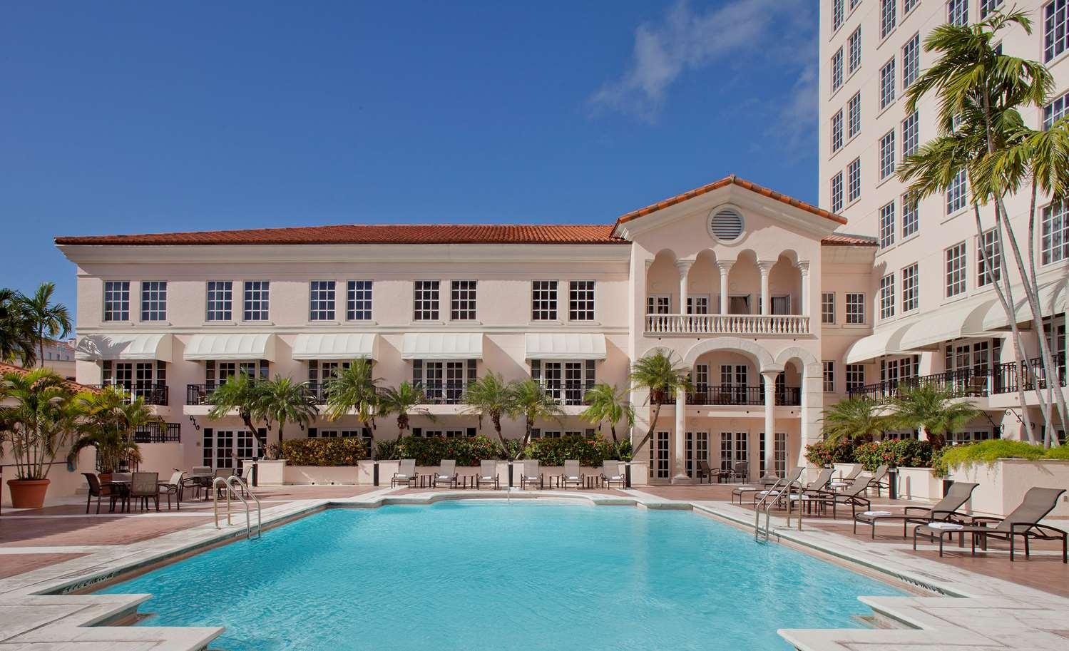 Pool - Hyatt Regency Hotel Coral Gables
