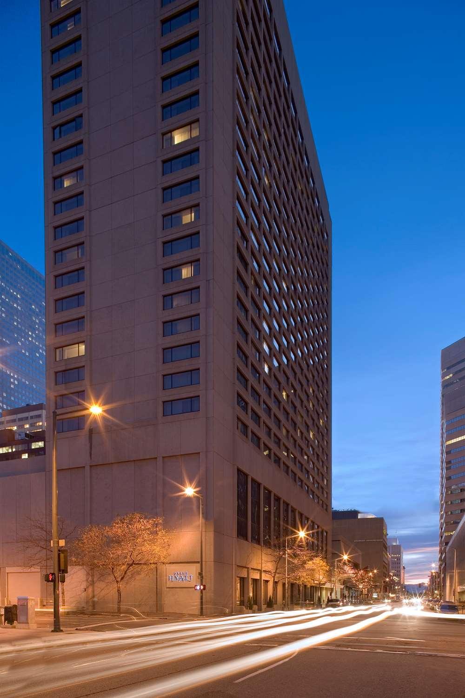 Exterior view - Grand Hyatt Hotel Denver