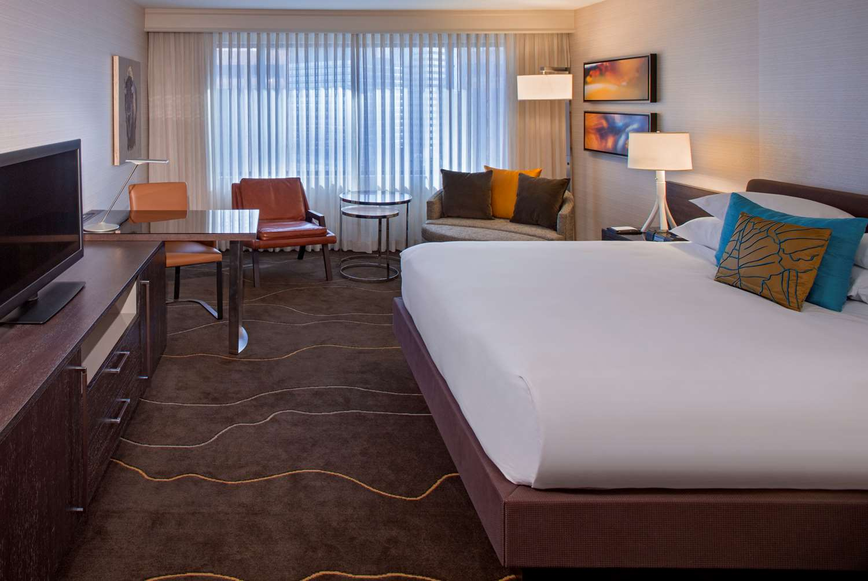 Room - Grand Hyatt Hotel Denver