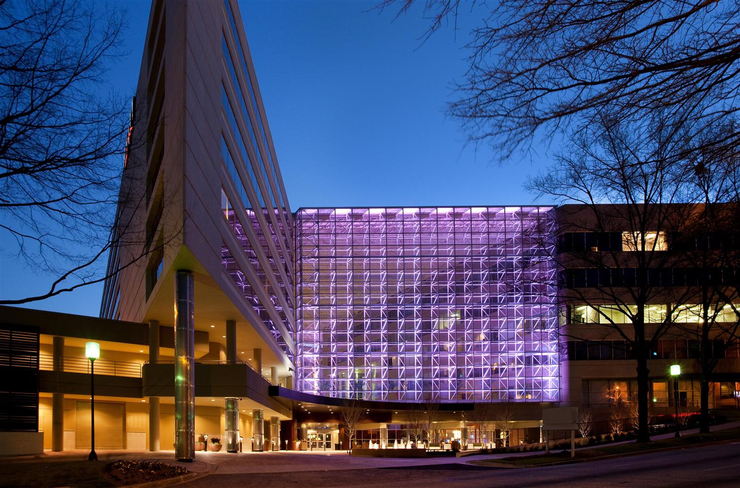Exterior view - Hyatt Regency Hotel Greenville