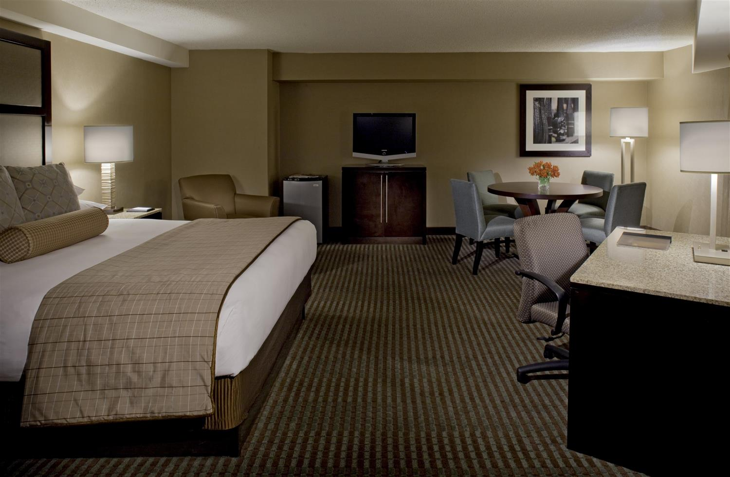 Suite - Hyatt Regency Hotel Greenville