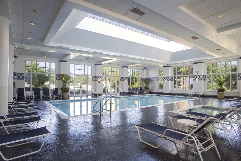 ... Pool - Hyatt Regency Hotel Long Island Hauppauge
