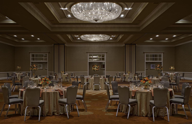 Ballroom - Hyatt Regency Hotel Long Island Hauppauge ...