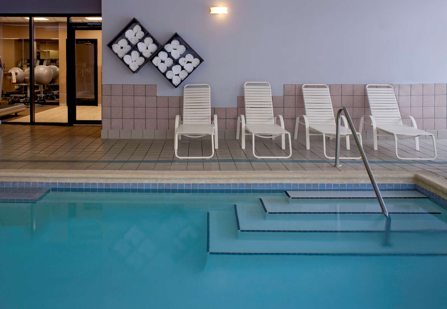 Pool - Hyatt Regency Hotel Lisle