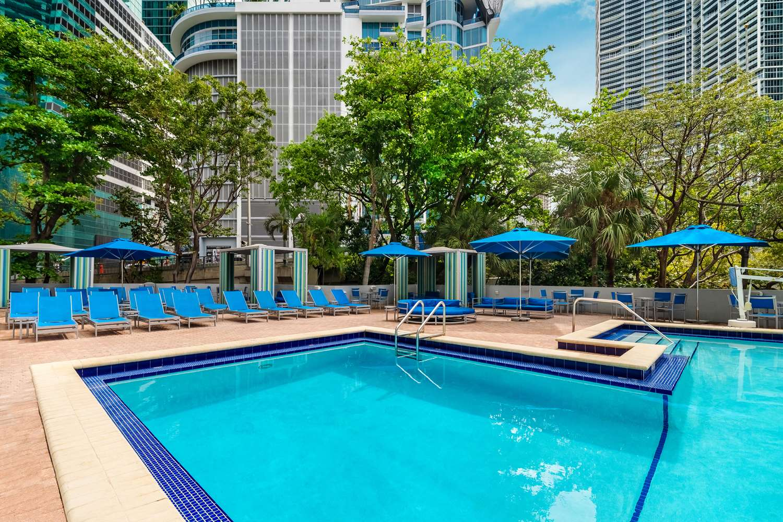 Pool - Hyatt Regency Hotel Miami