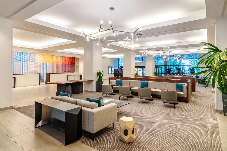 Lobby - Hyatt Regency Hotel Miami