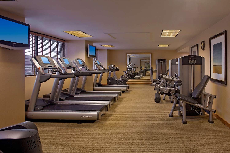 Fitness/ Exercise Room - Hyatt Regency Hotel Milwaukee