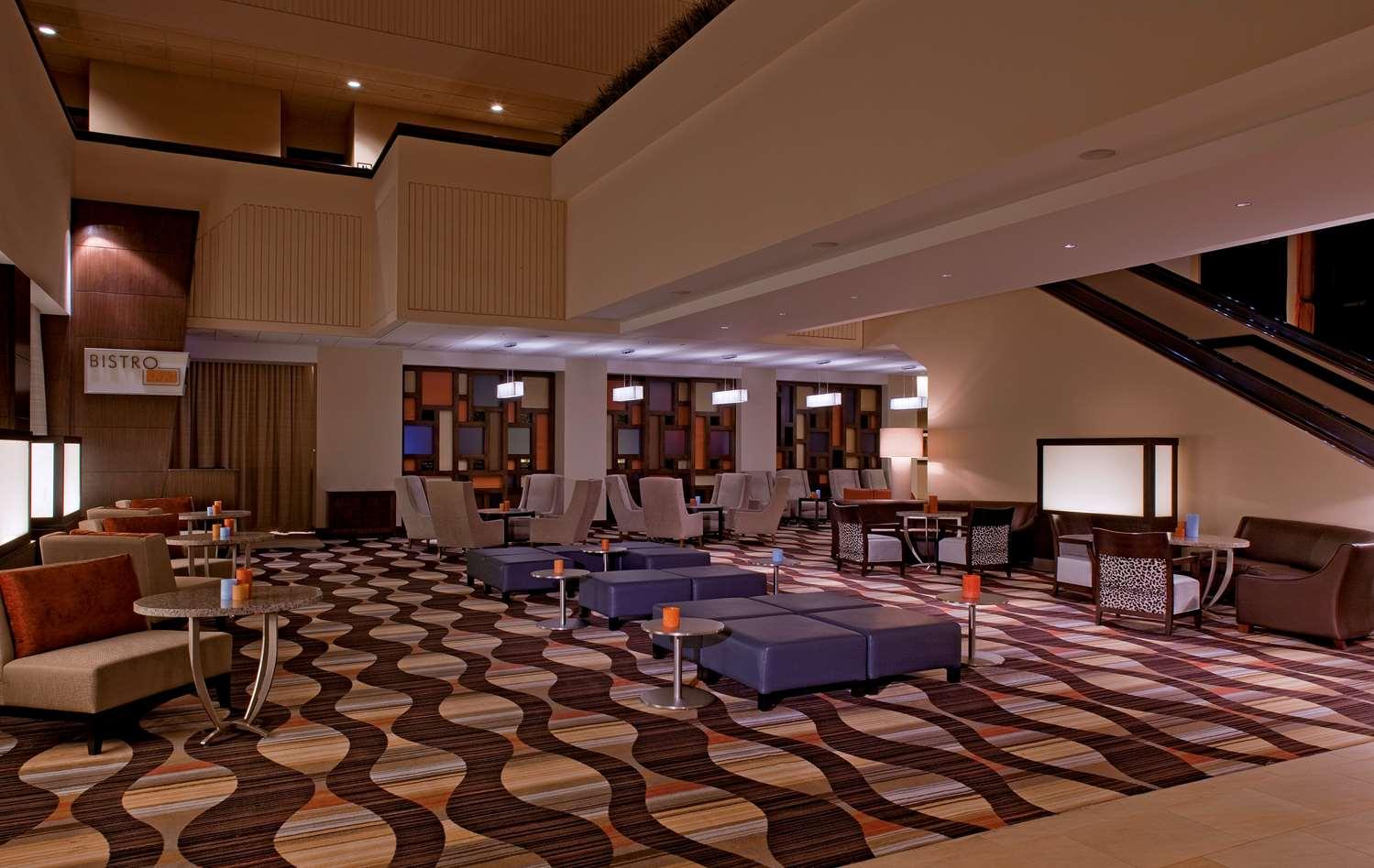 Lobby - Hyatt Regency Hotel Milwaukee