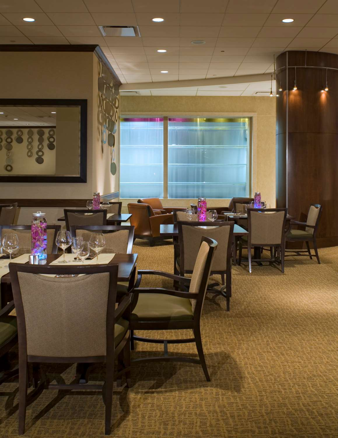 Restaurant - Hyatt Regency Hotel Headquarters Plaza Morristown