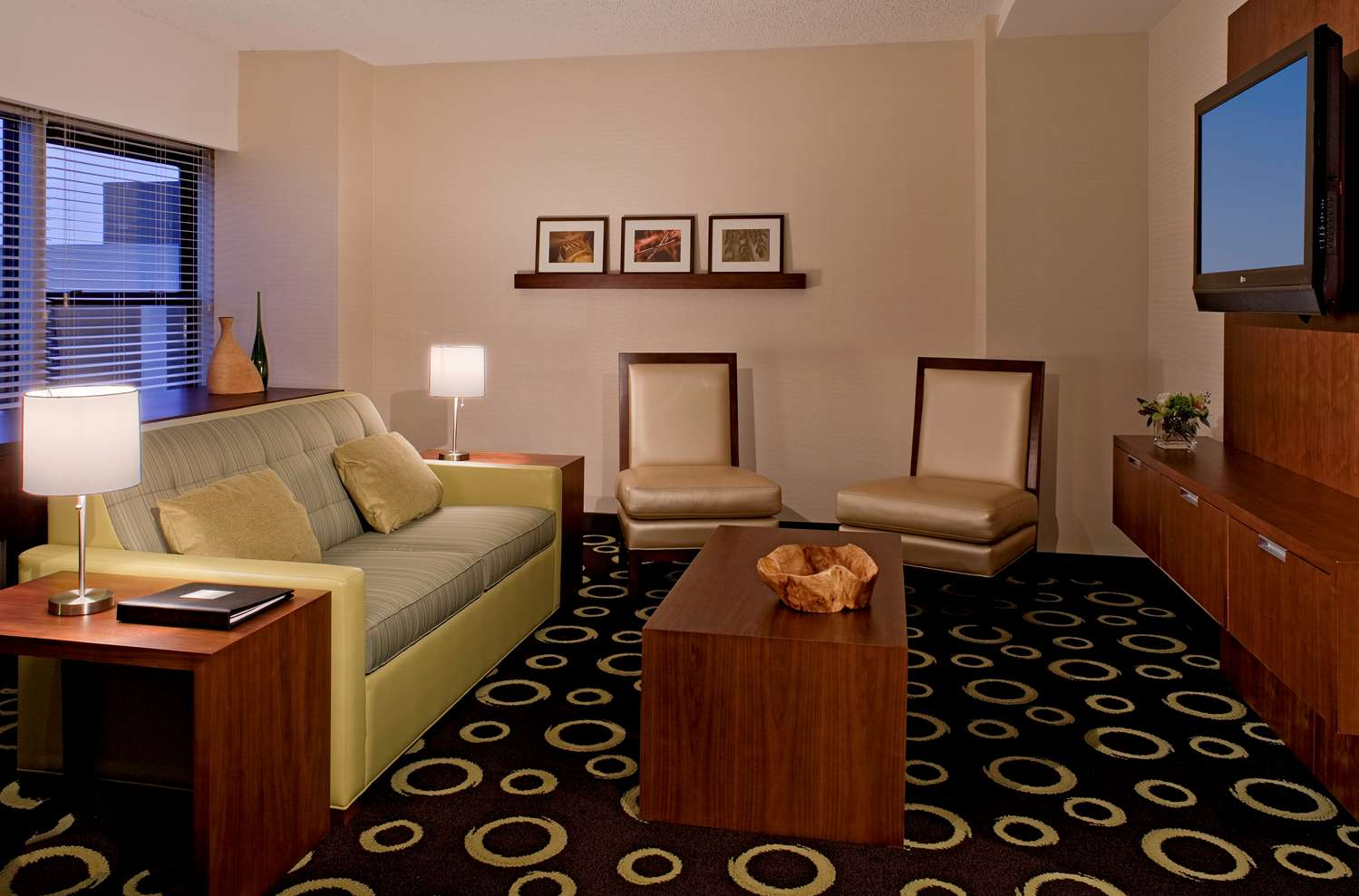 Suite - Hyatt Regency Hotel Headquarters Plaza Morristown