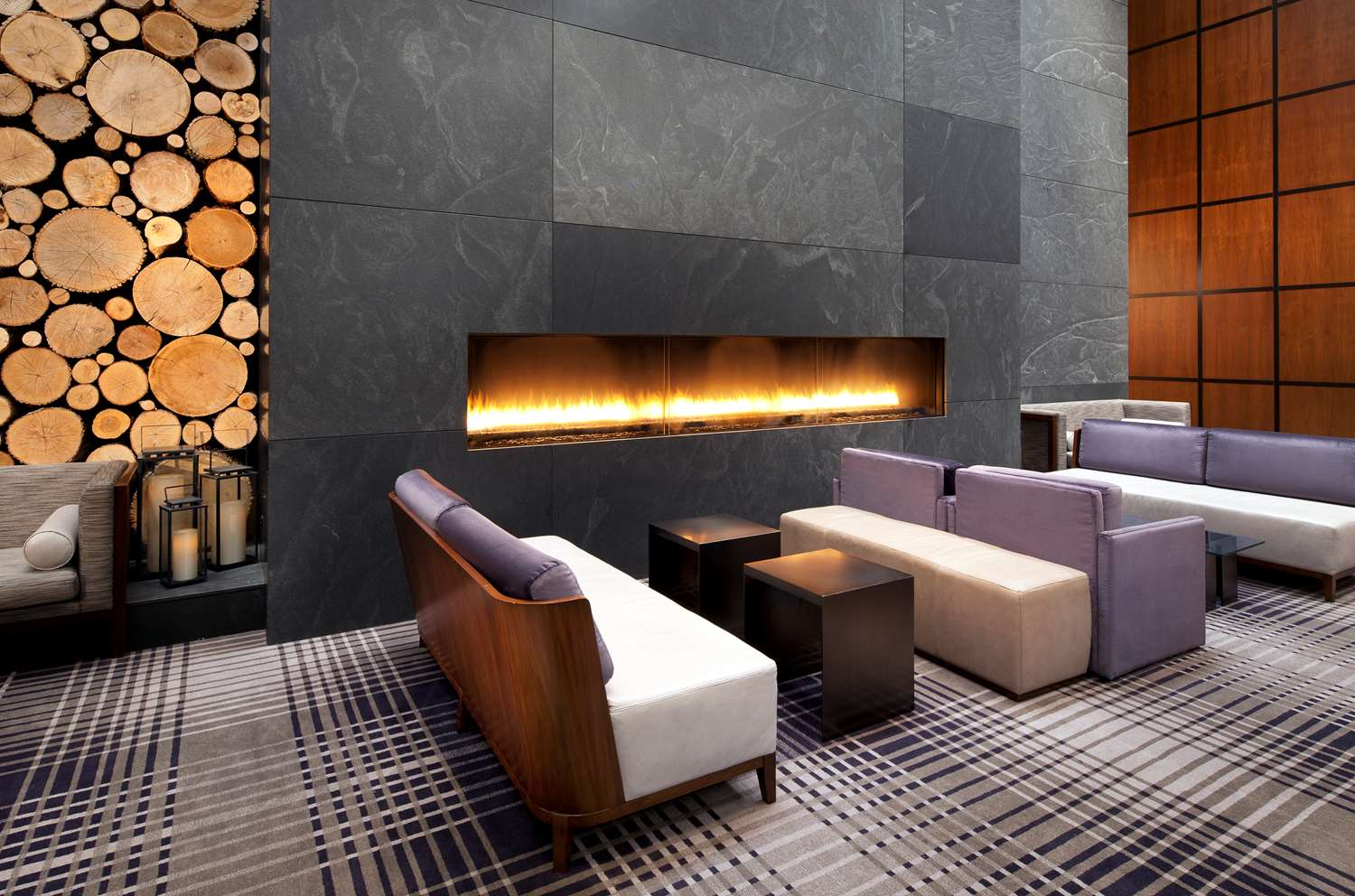Lobby - Hyatt Regency Hotel Downtown Minneapolis