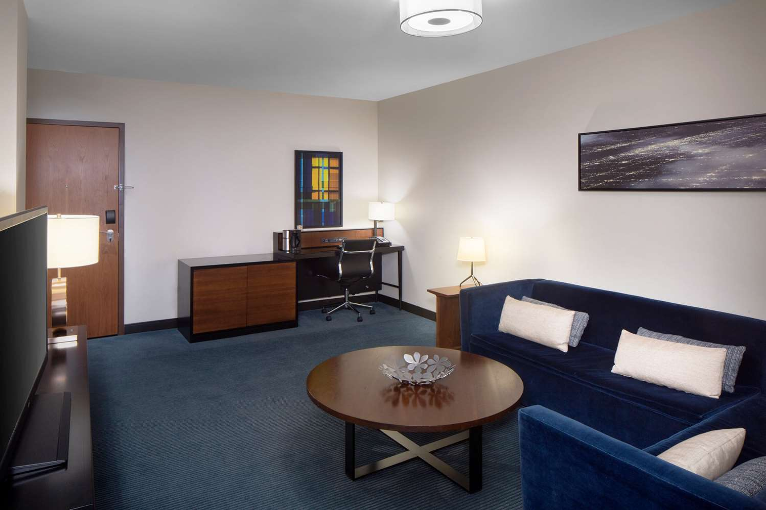 Suite - Hyatt Regency Hotel Downtown Minneapolis