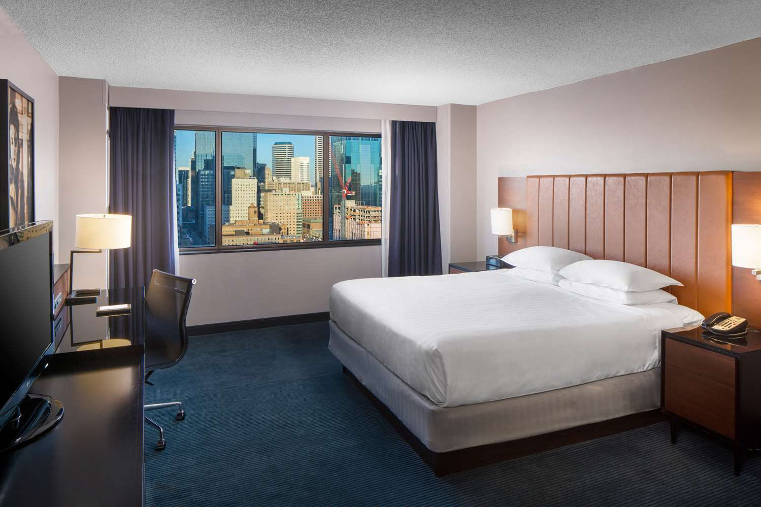 Room - Hyatt Regency Hotel Downtown Minneapolis
