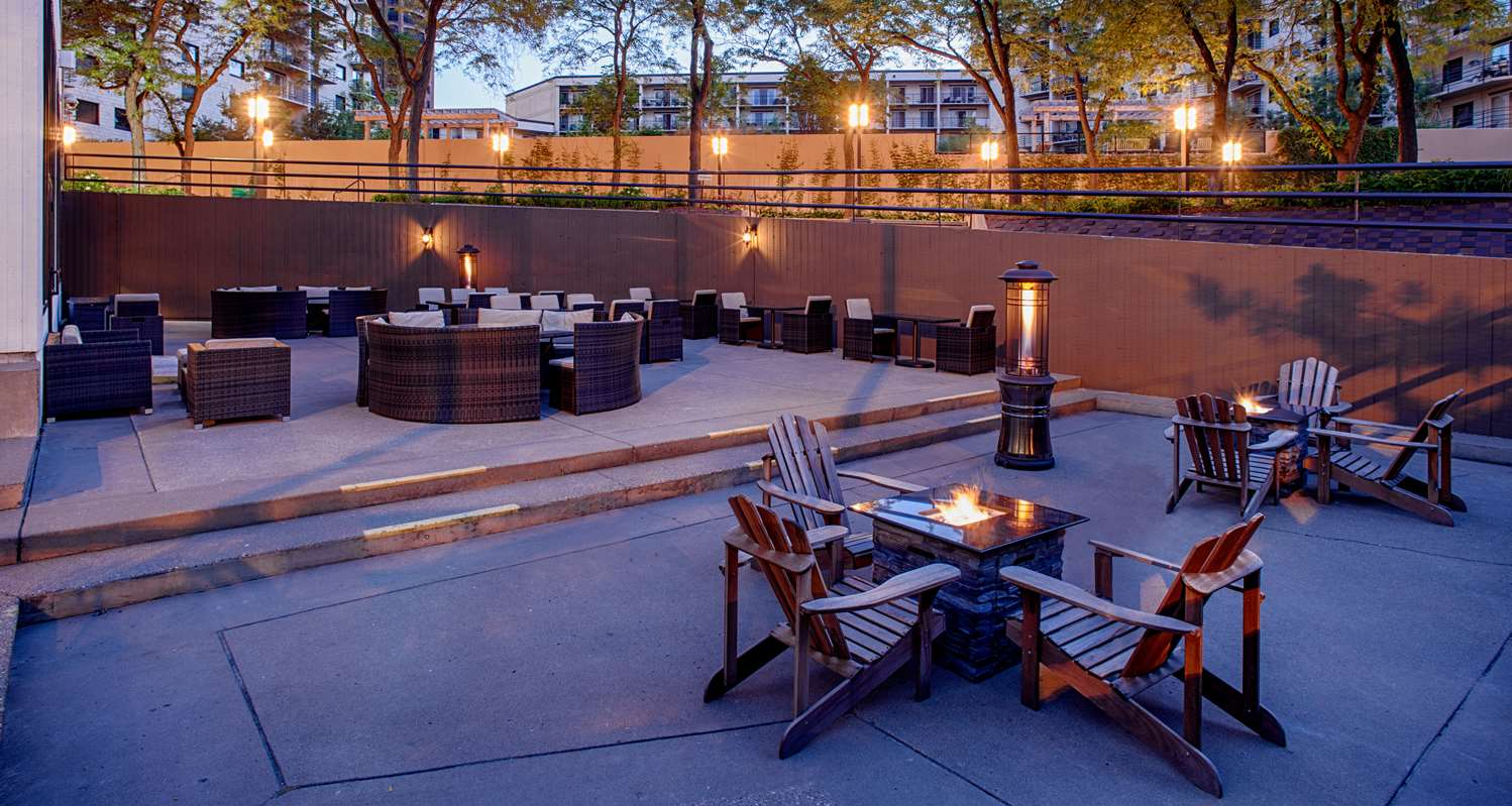 Restaurant - Hyatt Regency Hotel Downtown Minneapolis
