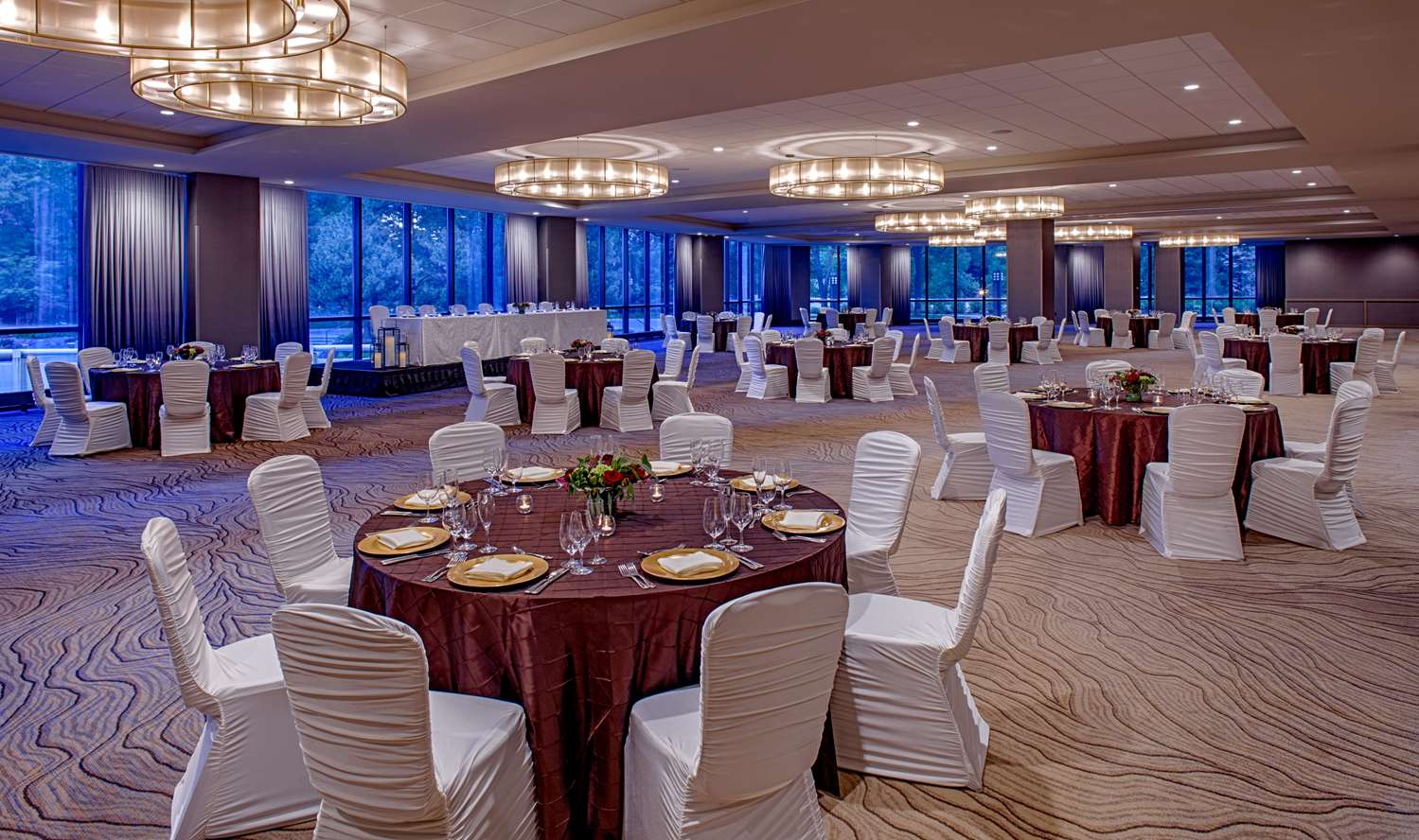 Ballroom - Hyatt Regency Hotel Downtown Minneapolis
