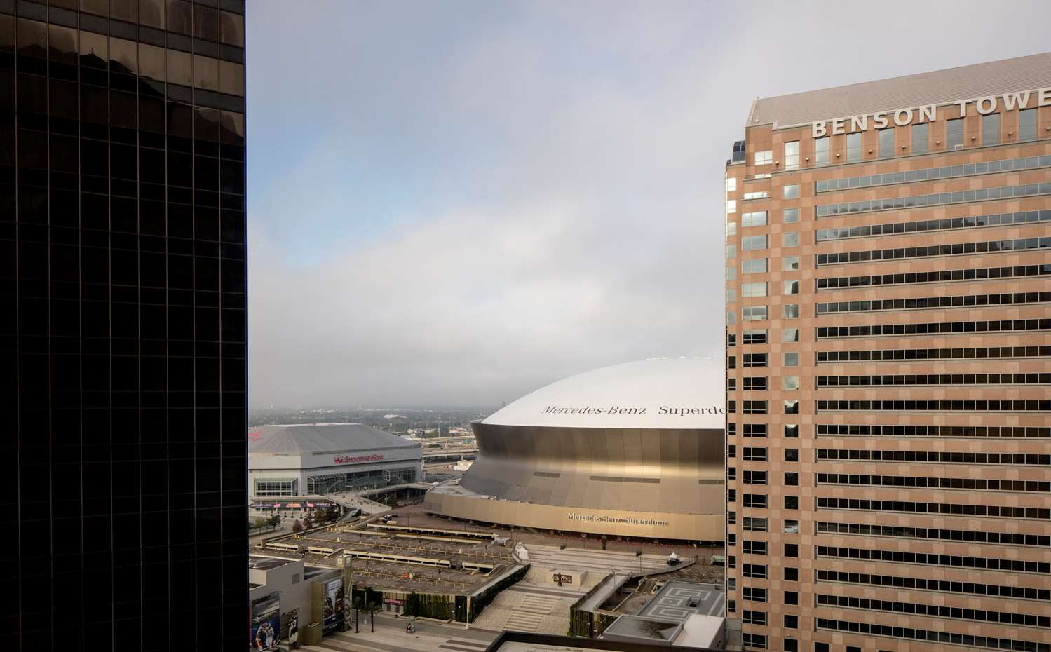 - Hyatt Regency Hotel New Orleans