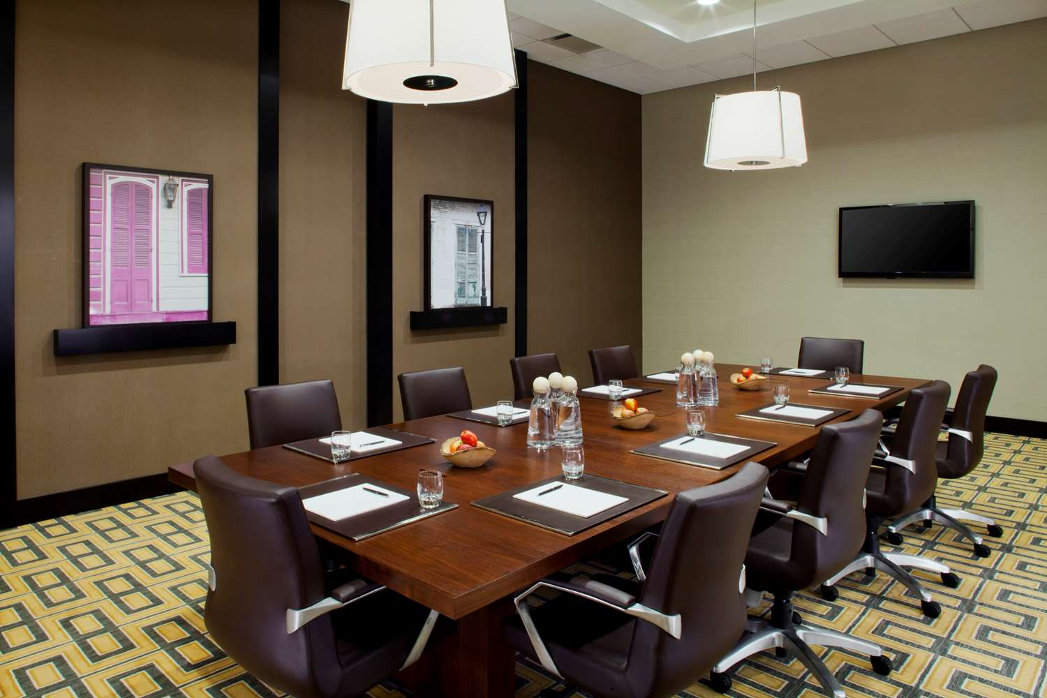 Meeting Facilities - Hyatt Regency Hotel New Orleans