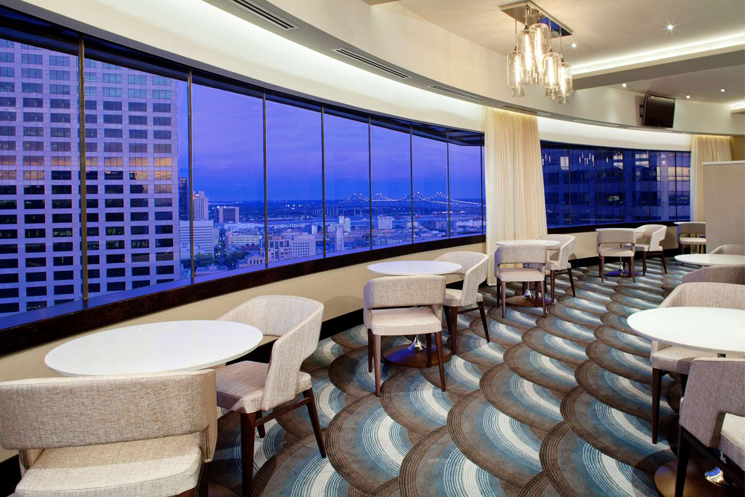 Bar - Hyatt Regency Hotel New Orleans