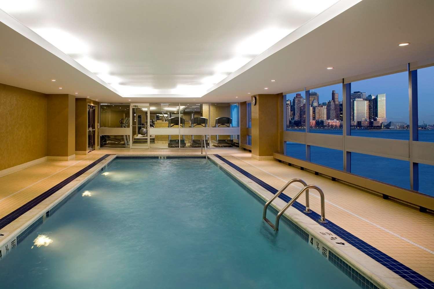 Pool - Hyatt Regency on the Hudson Hotel Jersey City