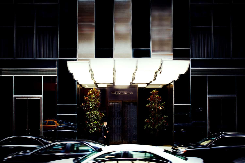 Exterior view - Park Hyatt Hotel New York