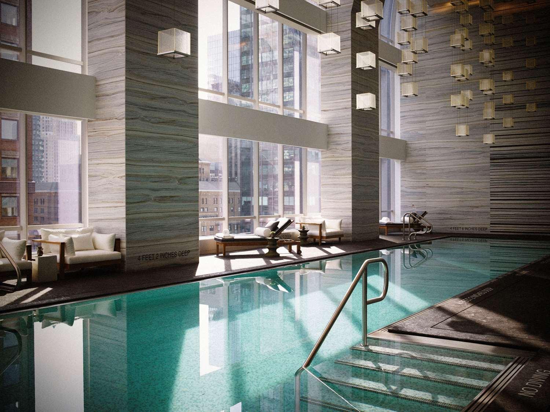 Pool - Park Hyatt Hotel New York