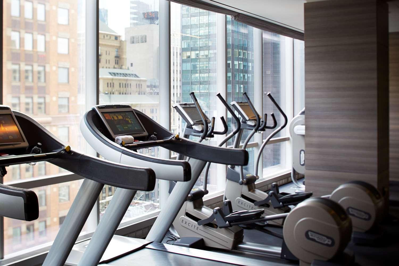 Fitness/ Exercise Room - Park Hyatt Hotel New York