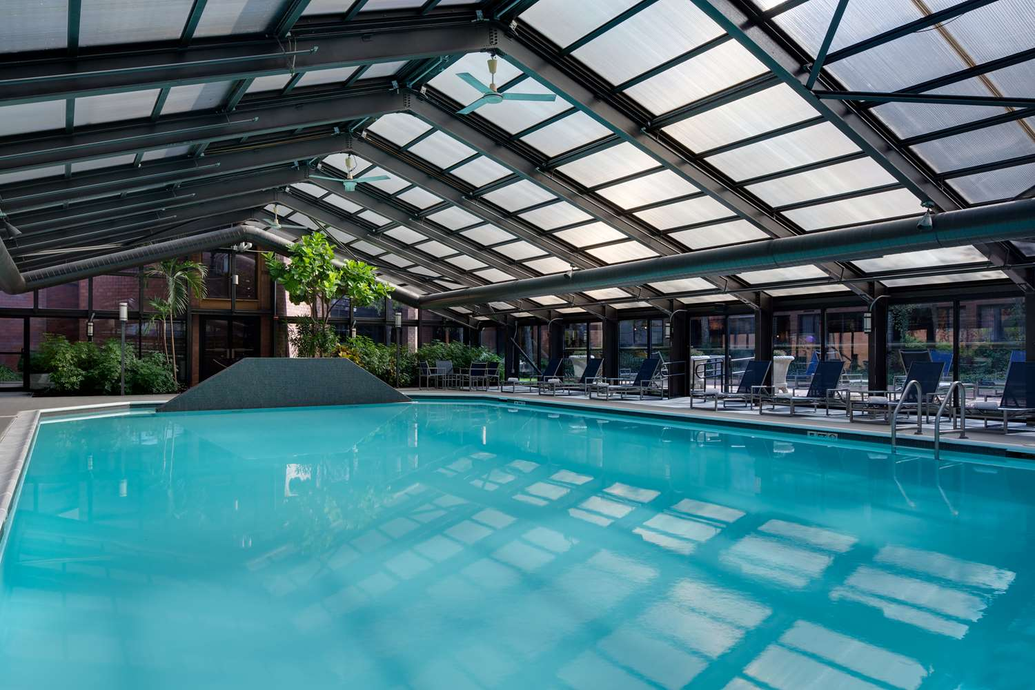Pool - Hyatt Regency Hotel Princeton