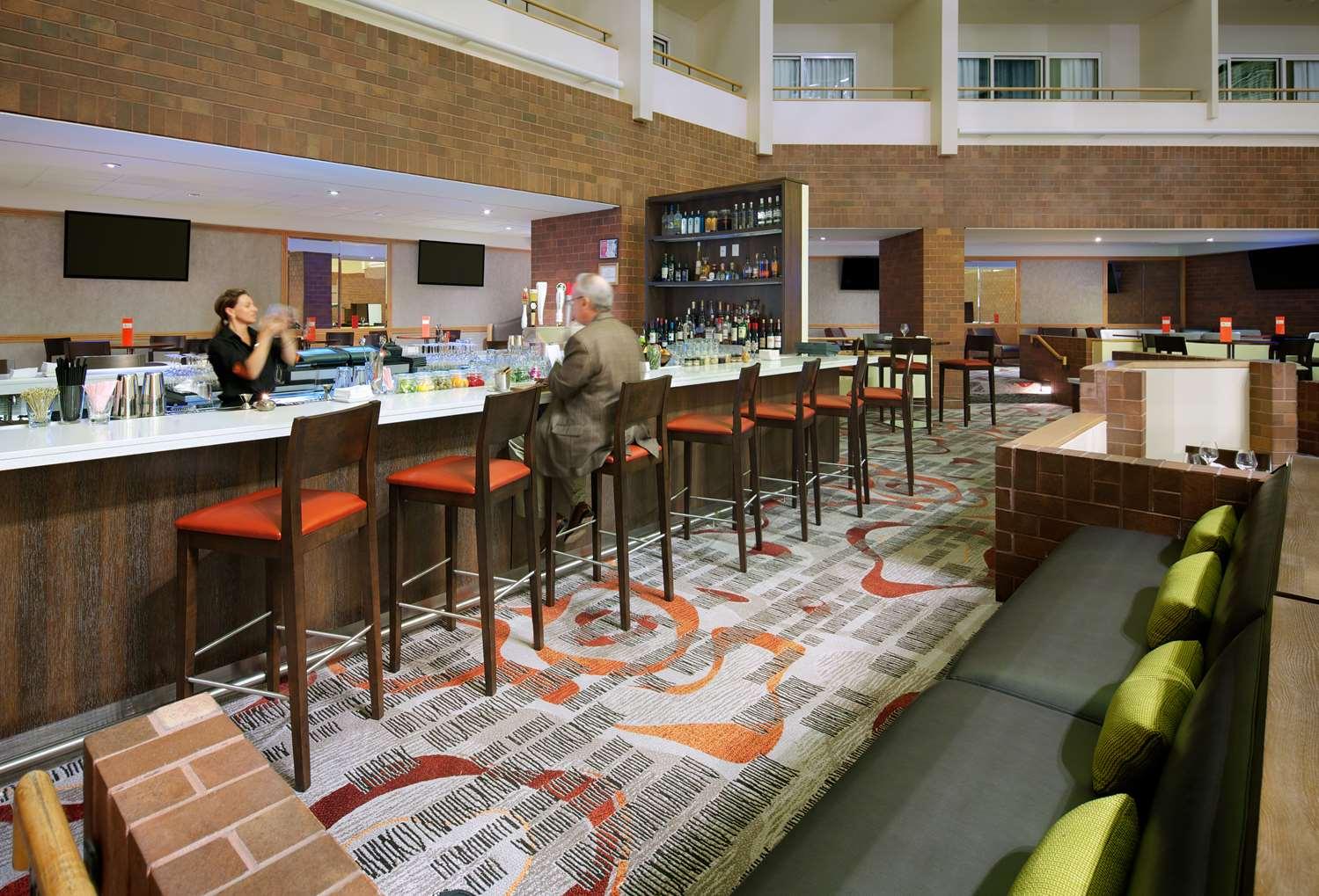 Bar - Hyatt Regency Hotel Princeton