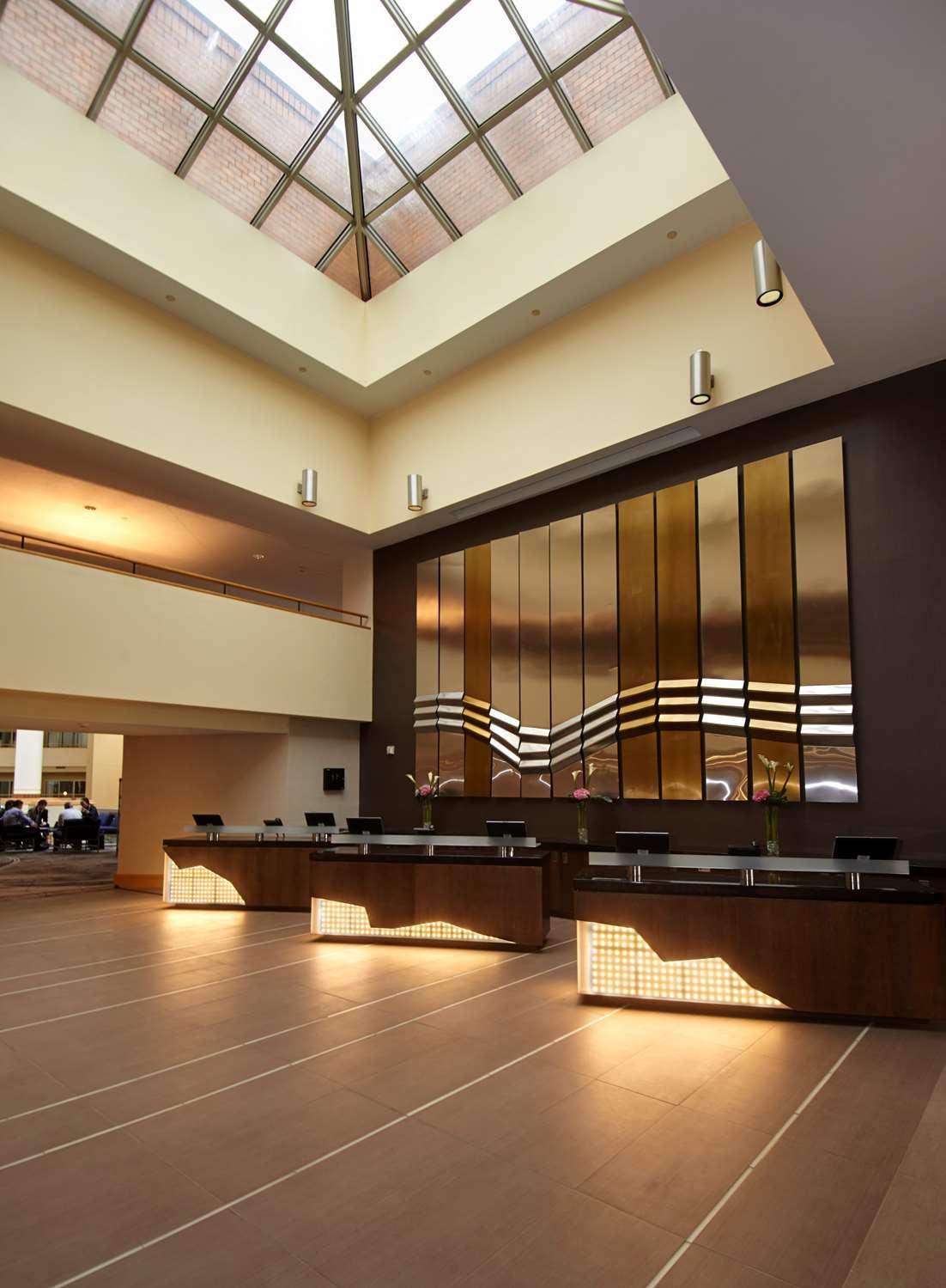 Lobby - Hyatt Regency Hotel Princeton