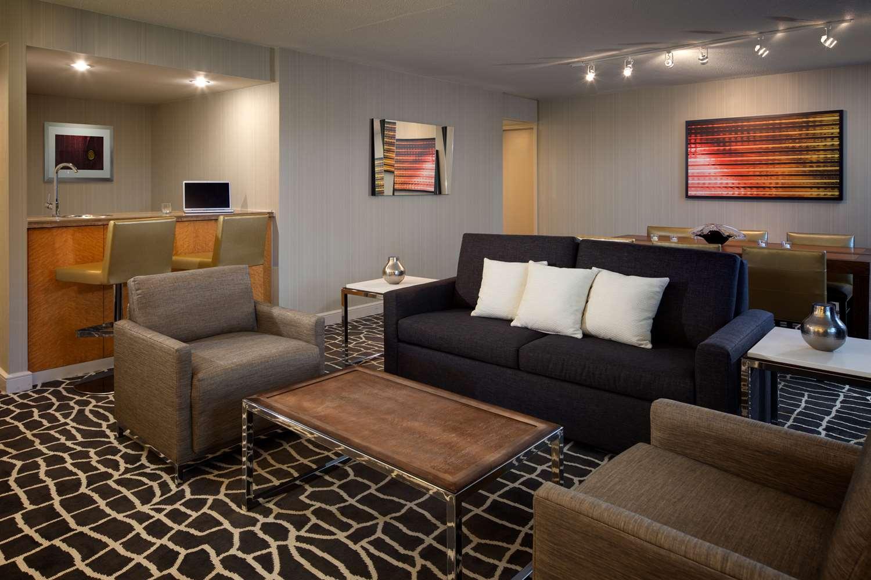 Suite - Hyatt Regency Hotel Princeton