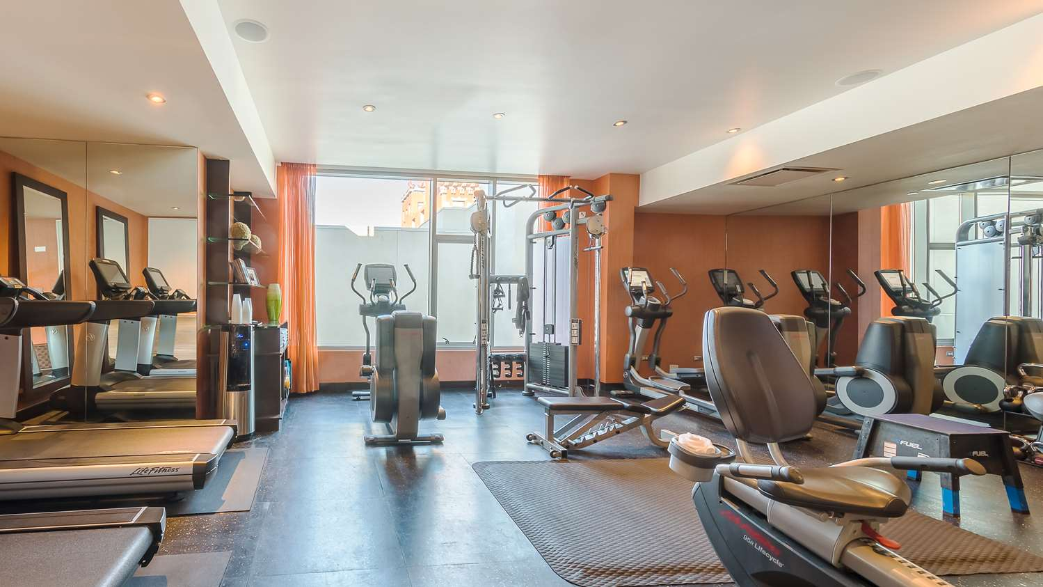 Fitness/ Exercise Room - Andaz Hotel San Diego