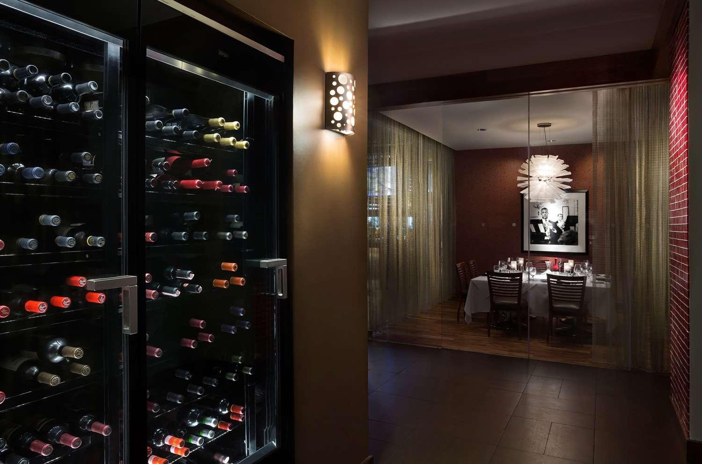Restaurant - Grand Hyatt Hotel San Antonio