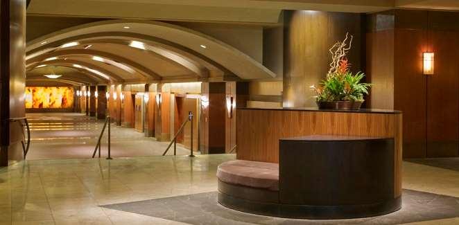 - Grand Hyatt Hotel Seattle