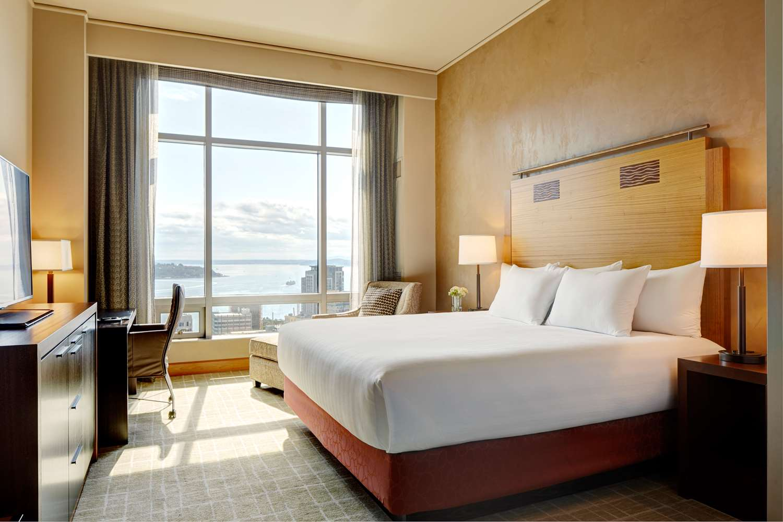 Suite - Grand Hyatt Hotel Seattle