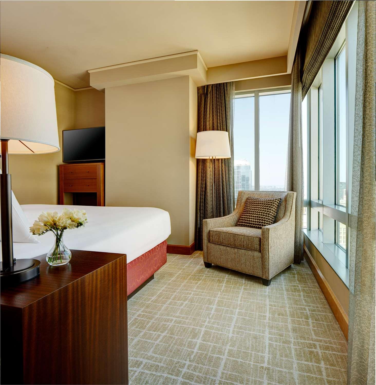 Room - Grand Hyatt Hotel Seattle