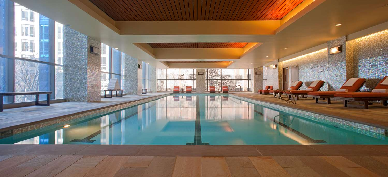 Pool - Hyatt Hotel at Olive 8 Seattle
