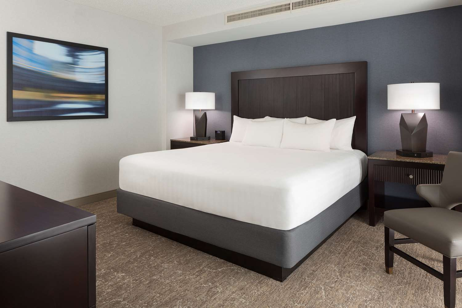 Suite - Hyatt Regency Airport Hotel Burlingame