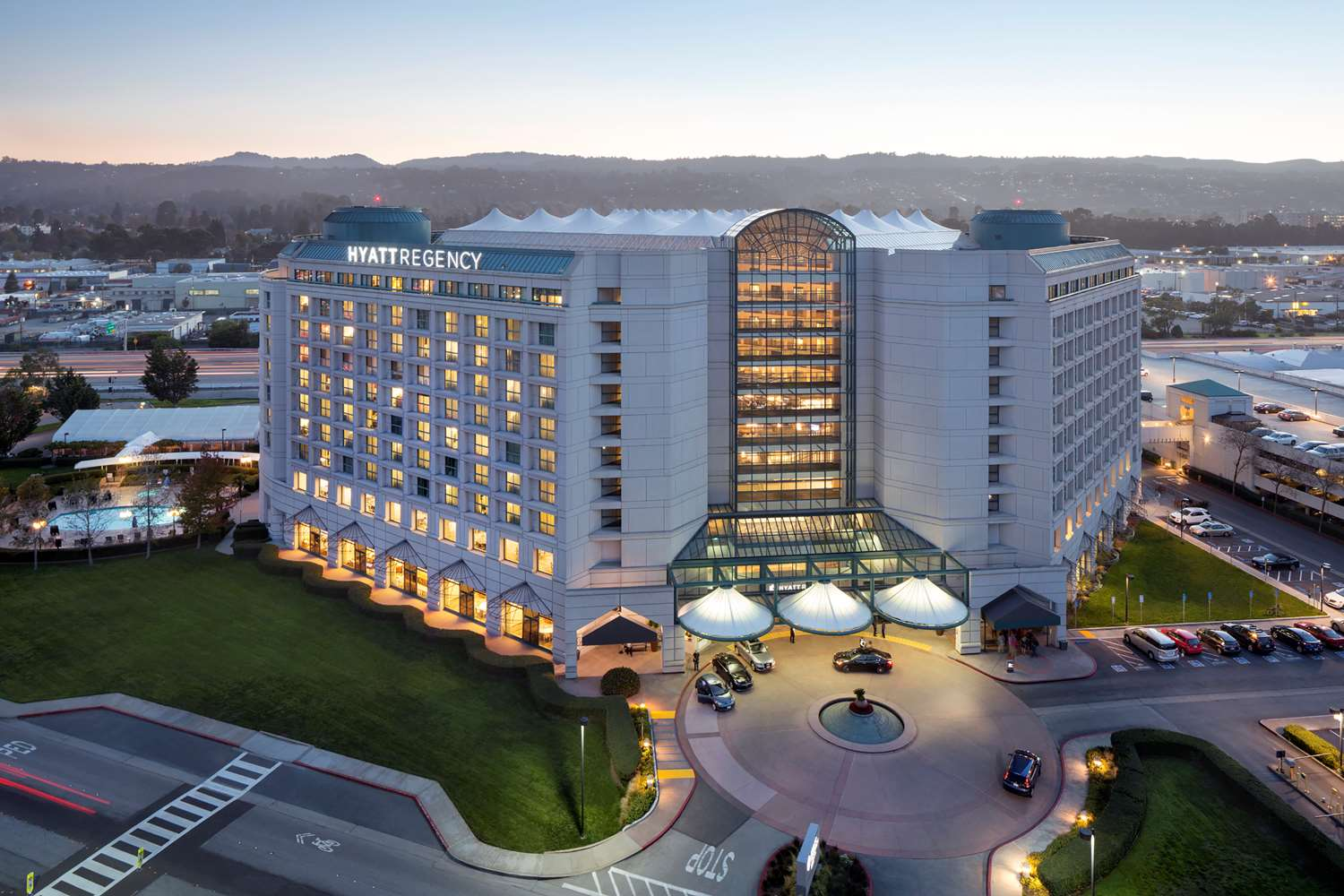 Exterior view - Hyatt Regency Airport Hotel Burlingame