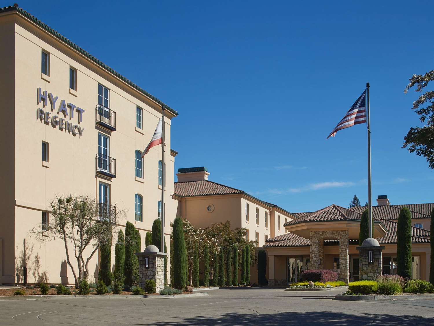 Exterior view - Hyatt Regency Sonoma Wine Country Hotel Santa Rosa