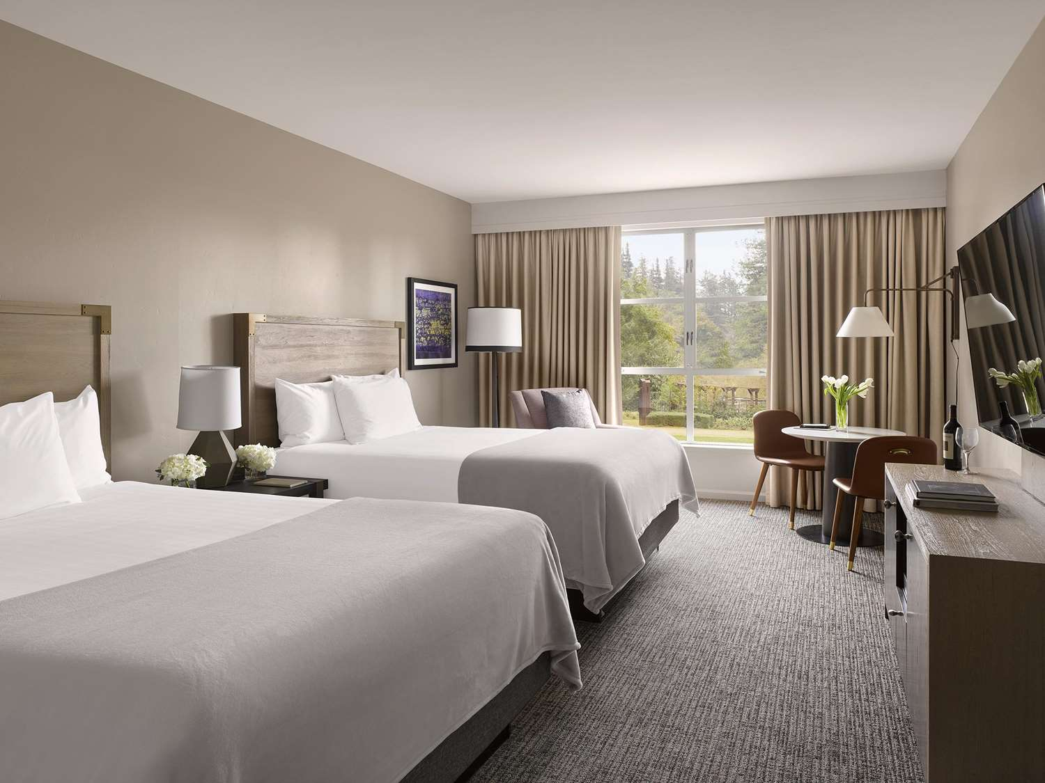 Room - Hyatt Regency Sonoma Wine Country Hotel Santa Rosa